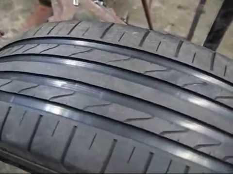 Jak starým pneumatikám udělat vzhled nových?