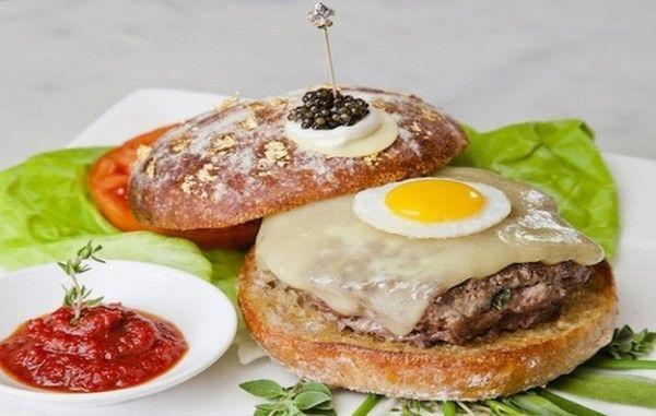 Serendipity burger